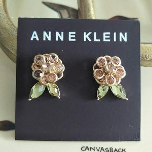 New Anne Klein Earrings